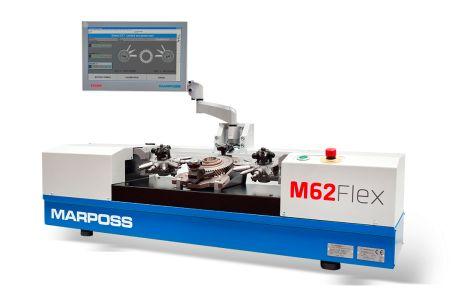 Flexible gauging for gear inspection