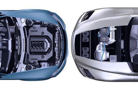 Automobil- und Transportindustrie (ICE + EV)