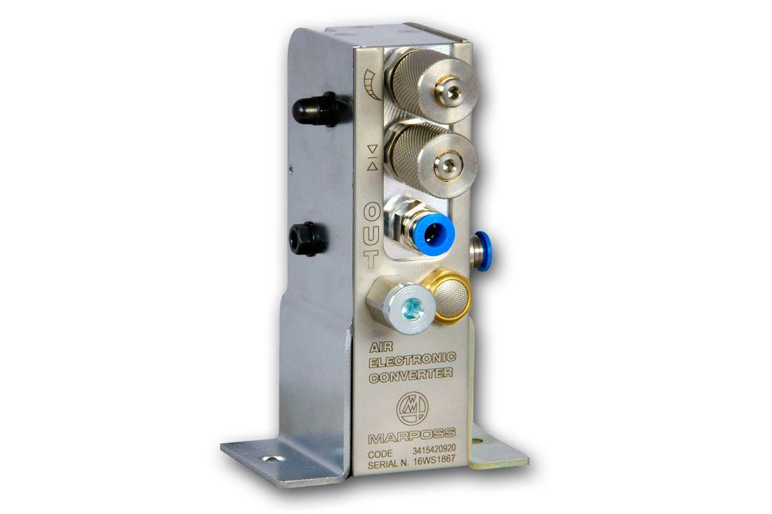 エア/電気コンバーター