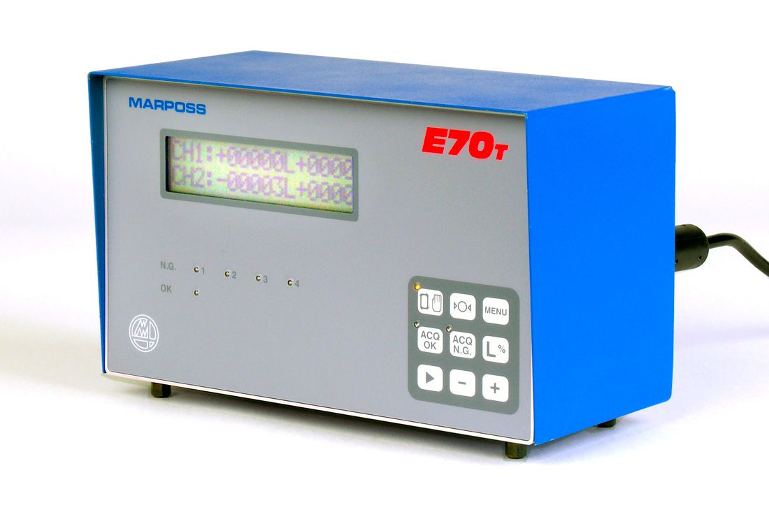 Electronic for Thread Presence Inspection by Eddy Current