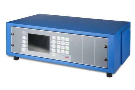 Multifunction Electronic Unit for Process Control on Grinders