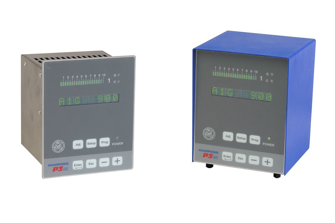 Marposs Simple Acoustic Monitoring System For Grinders
