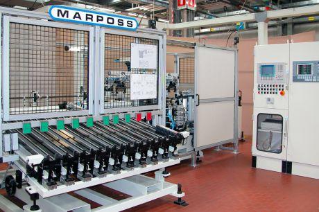 Автоматическая измерительная станция для контроля шатунов