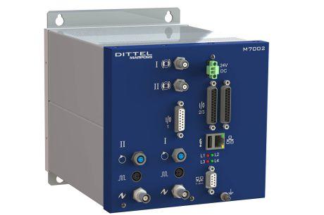 Sistema para equilibrado determinista y monitorización de proceso acústico