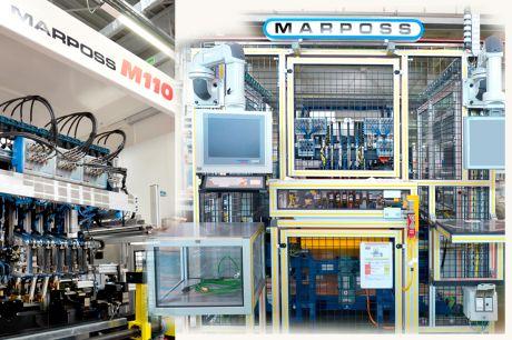 Автоматическая измерительная станция для контроля компонентов типа валов (коленчатых валов, распределительных валов, валов-шестерен)