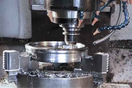 机床制造 - 加工过程