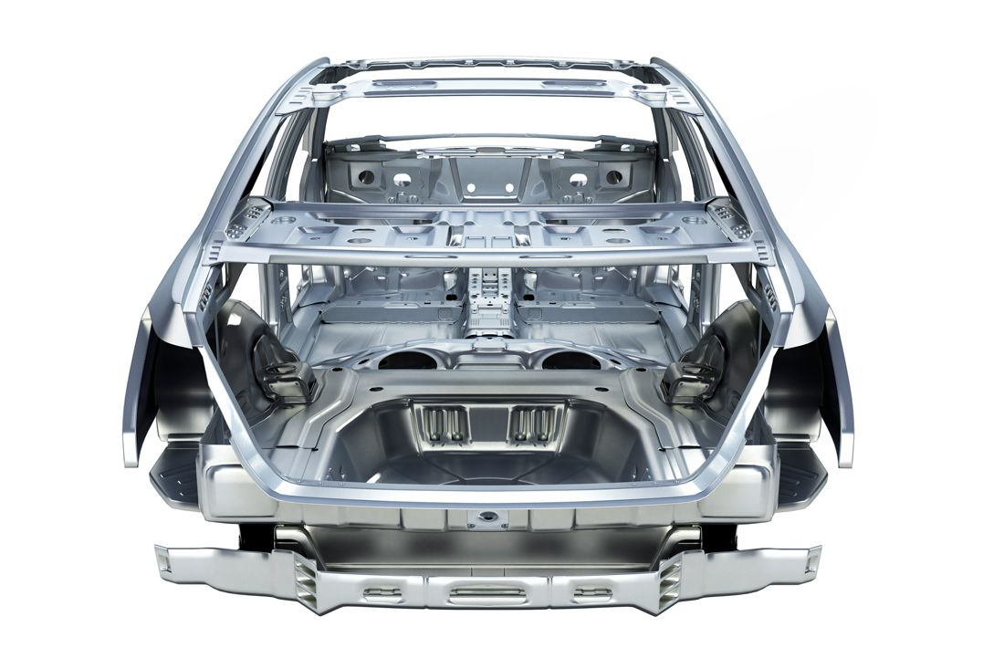 · Automotive Industry -- Car Body - Brakes - Chassis Components