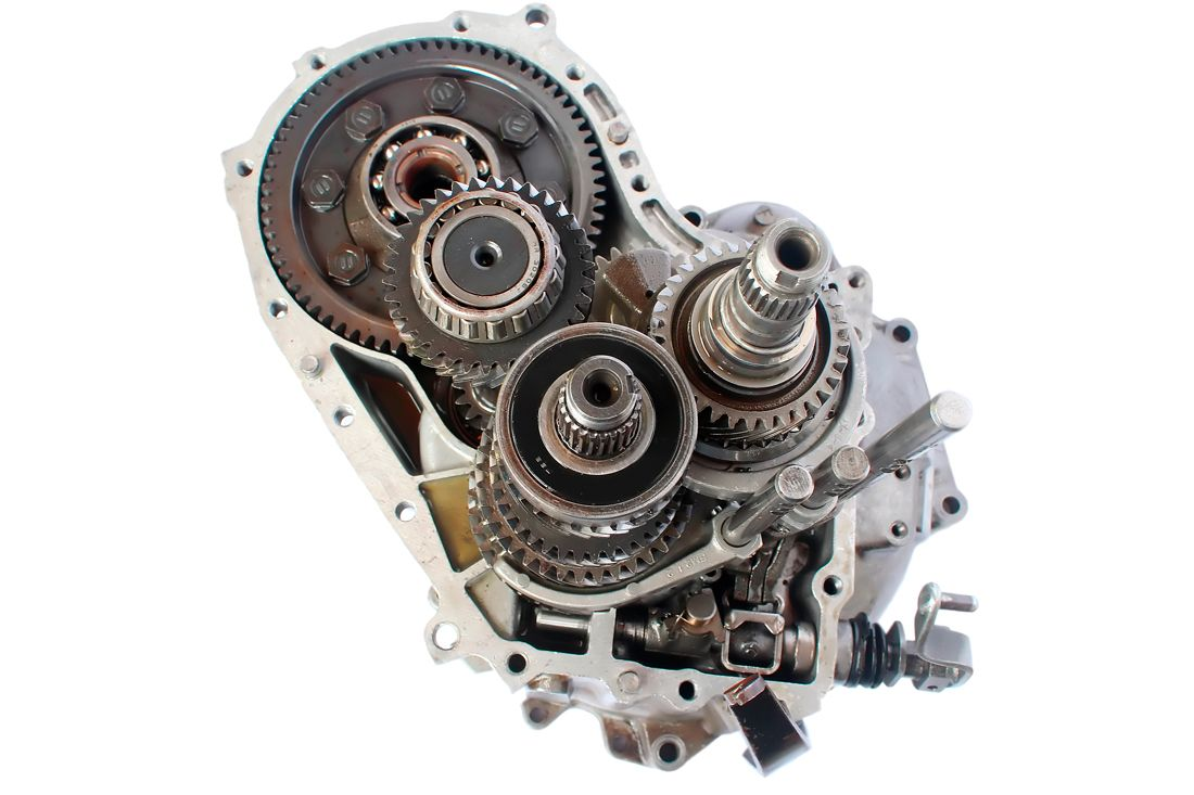 · Industria del automovilismo -- Transmisión