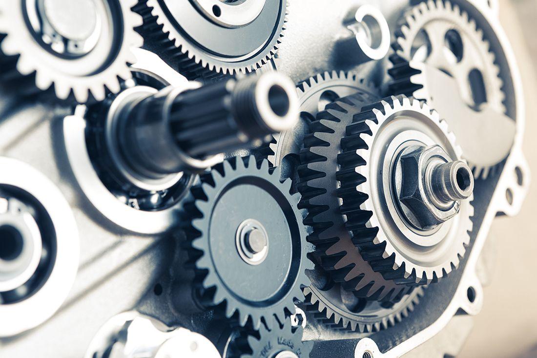 · Industria mecánica -- Engranajes