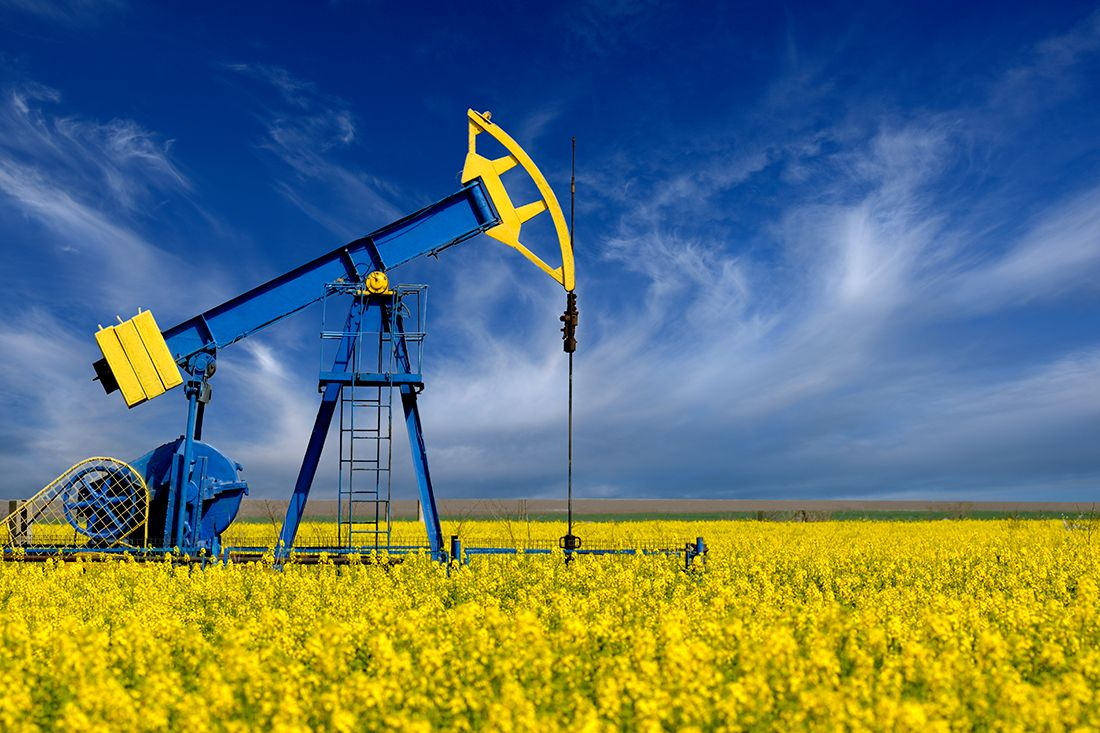 · Energy Industry -- Oil Drilling - Eolic