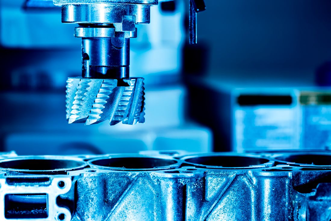 MACHINE TOOL APPLICATIONS