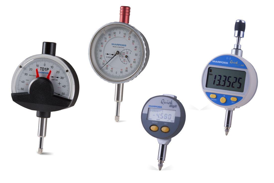 Dial Indicator Remote Display Digital : Marposs dial indicators