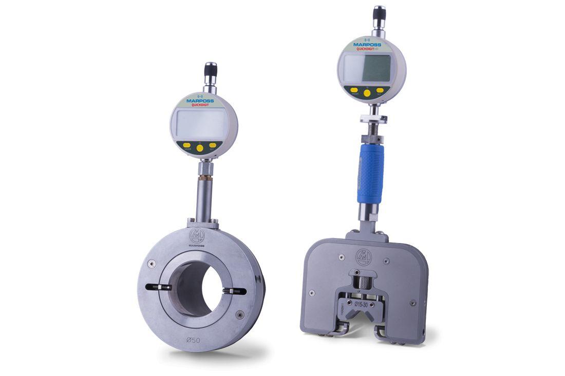 Ручные датчики для измерения внешних  диаметров