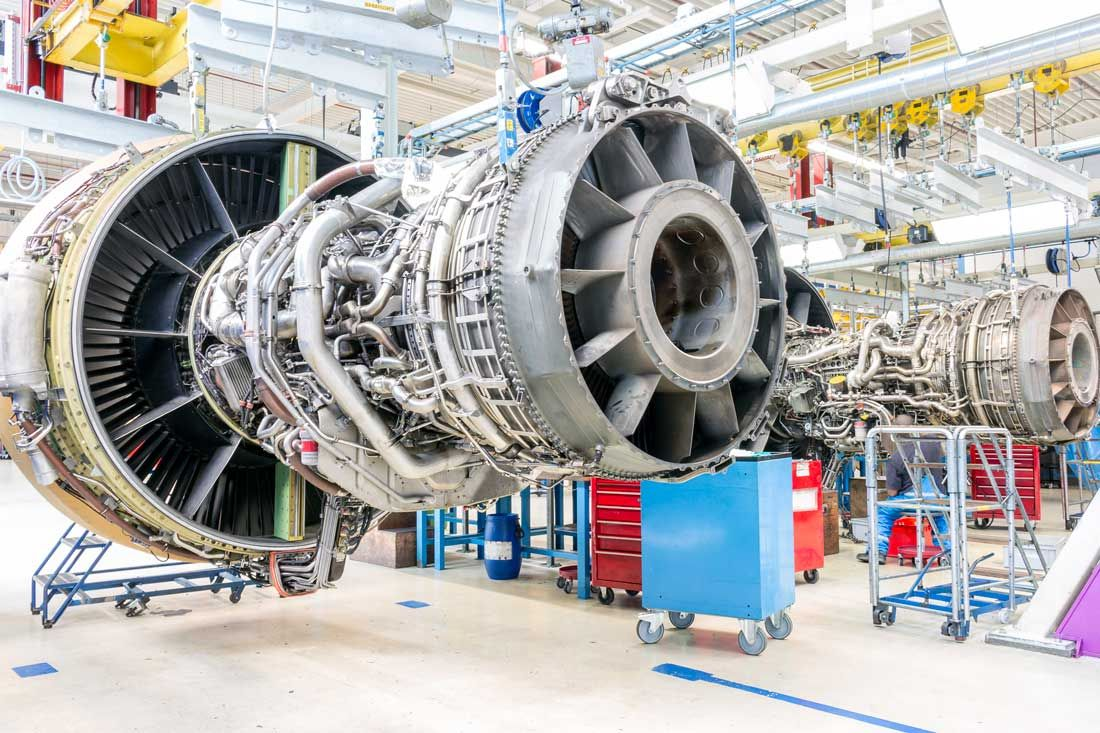Marposs For The Aerospace Industry