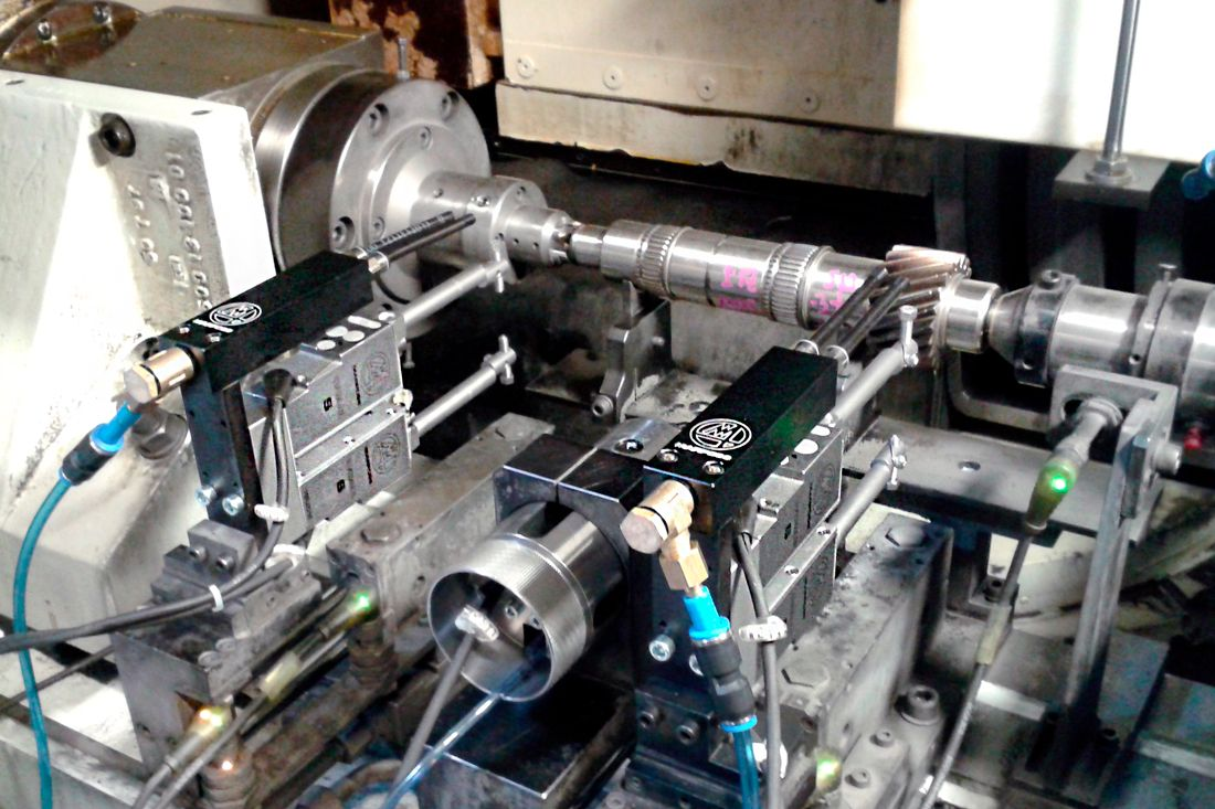 · Machine Tool Industry -- Retrofitters and End Users
