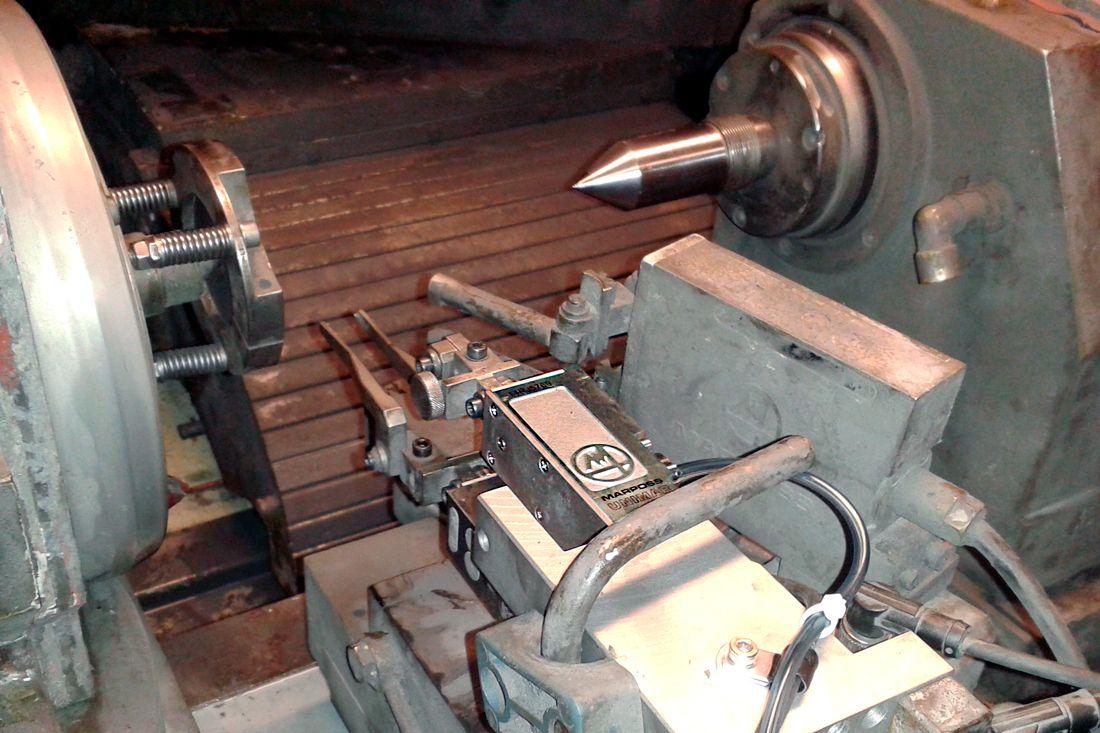 Upgrade di Macchine Utensili