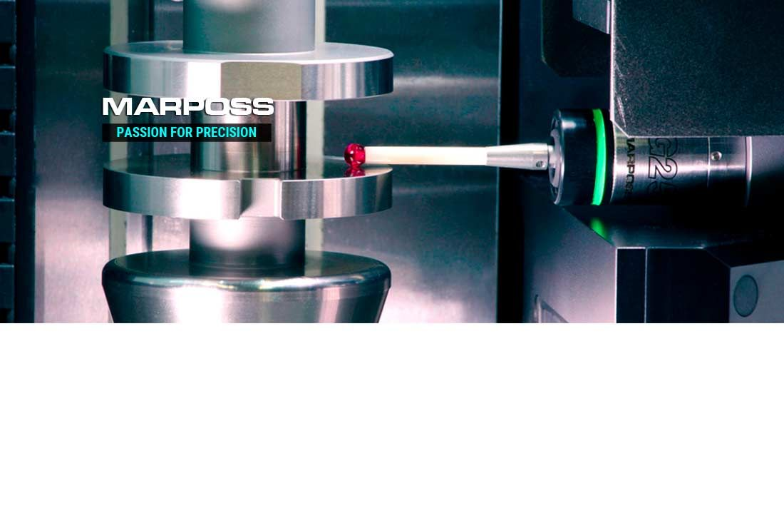 Vítejte na stránkách Marposs!