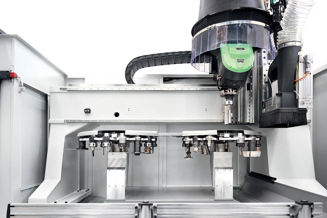 Mida Laser tool setting application