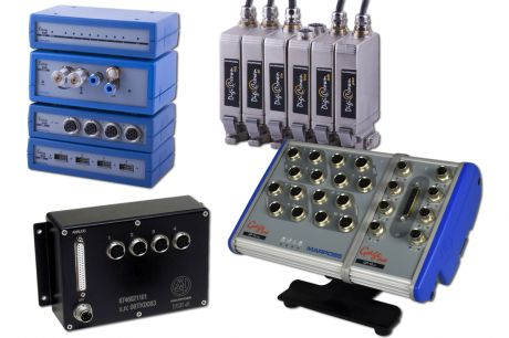 Signal Converters and Interface Units for Data Acquisition