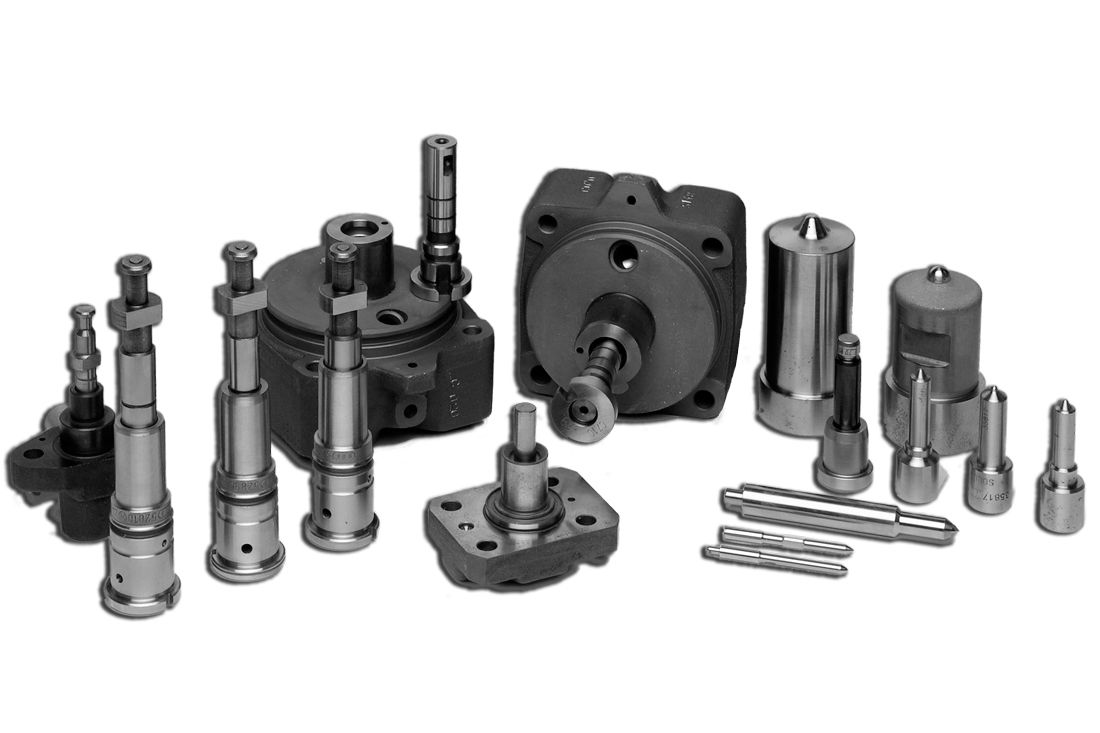 · Automotive Industry -- Engine: Solutions for Injections and Valves