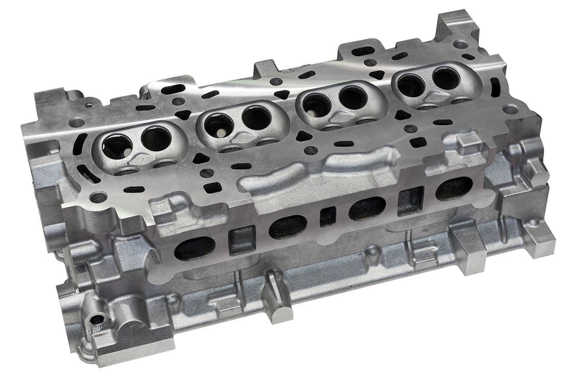 · Автомобилестроение - Двигатель: Технологические решения для компонентов корпуса