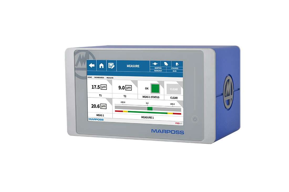 Post-Process Solution for ID and OD Measurement on Machine Tool