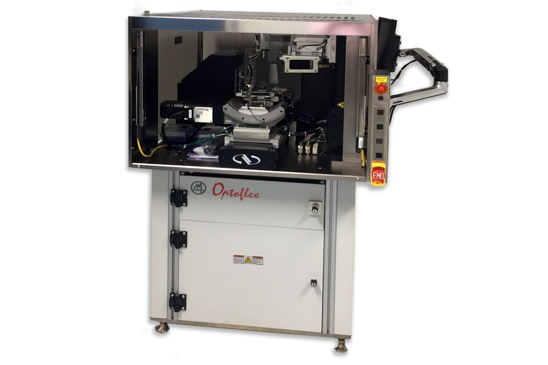 Flexible Machine for the Hard Disk Drive Industry