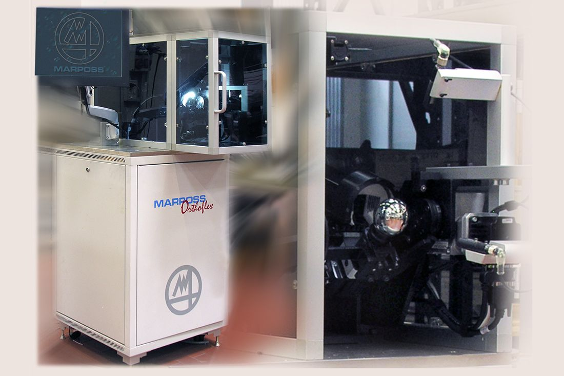 Flexible Machine for the Biomedical and Orthopedic Industry