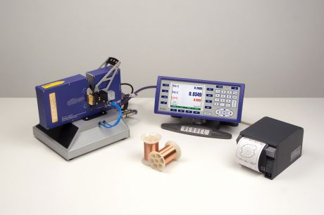 Bench-Top Laser Micrometer