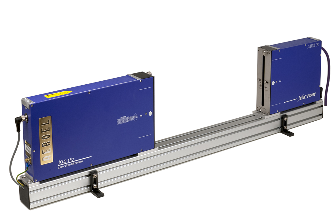 Laser Micrometers for Single Axis Measurement - XLS - products | Marposs